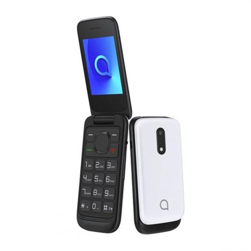 Alcatel 2053 Dual-SIM (Fehér) Gyártói Garancia