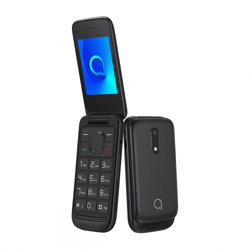 Alcatel 2053 Dual-SIM (Fekete) Gyártói Garancia