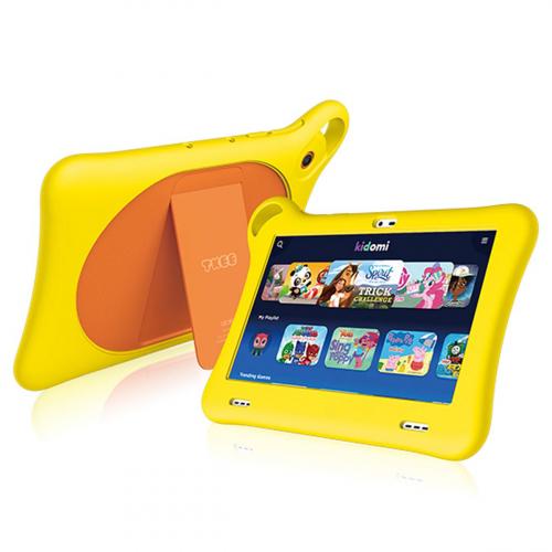 Alcatel TKEE Kids 7.0'' Wi-Fi 16GB 1GB RAM (Citromsárga) Gyártói Garancia