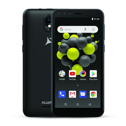 Allview A10 Lite Dual-SIM 8GB 1GB RAM (Fekete) Gyártói Garancia