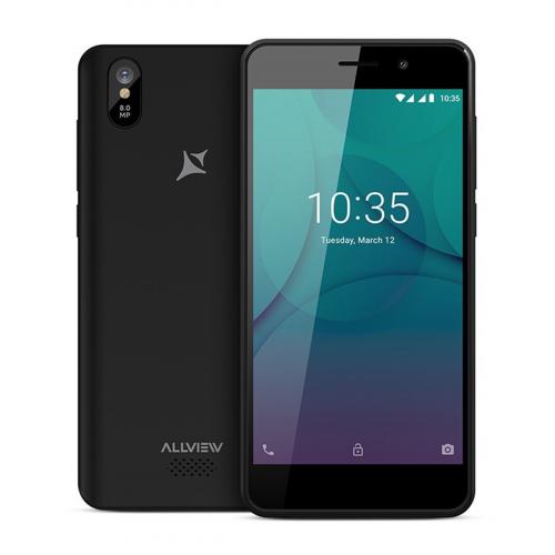 Allview P10 mini Dual-SIM 8GB 1GB RAM (Fekete) Gyártói Garancia