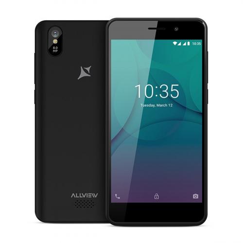 Allview P10 Style Dual-SIM 8GB 1GB RAM (Fekete) Gyártói Garancia