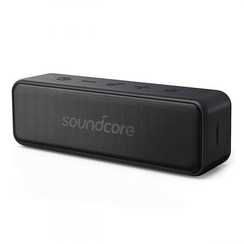 Anker SoundCore Motion B Portable Bluetooth Speaker (Fekete)