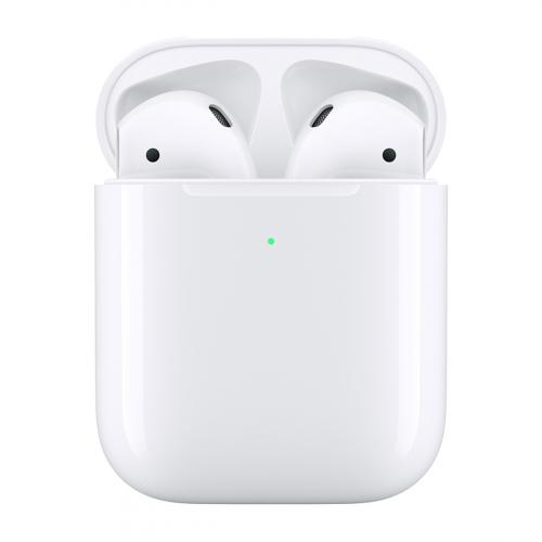 Apple AirPods (2019) Vezetékes Töltőtokkal (MV7N2ZM/A) Apple Garancia