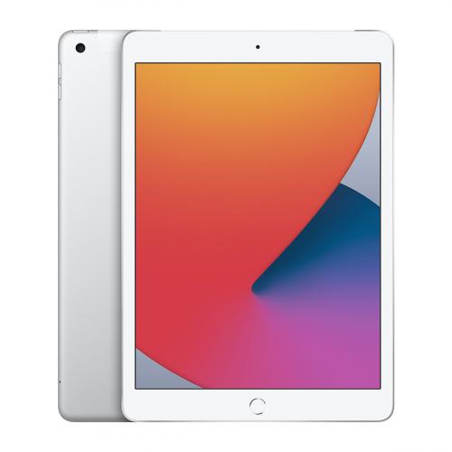 Apple iPad (2020) 10.2'' Wi-Fi 128GB (Ezüst) Apple Garancia
