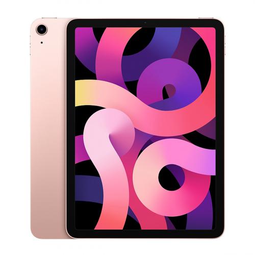 Apple iPad Air 4 (2020) 10.9'' Wi-Fi + 4G 64GB (Rozé Arany) Apple Garancia