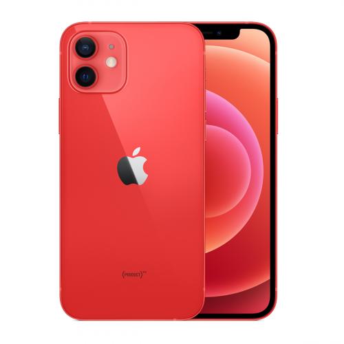 Apple iPhone 12 128GB (Piros) Apple Garancia