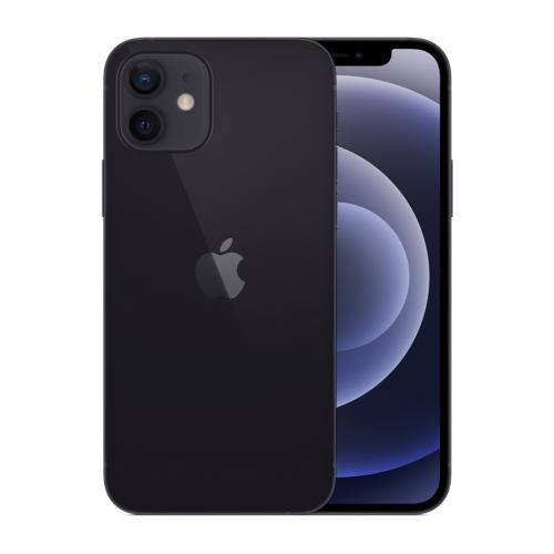 Apple iPhone 12 256GB (Fekete) Apple Garancia