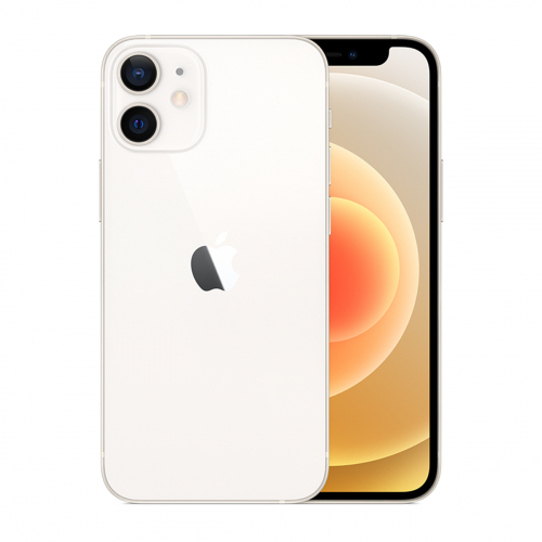 Apple iPhone 12 mini 128GB (Fehér) Apple Garancia