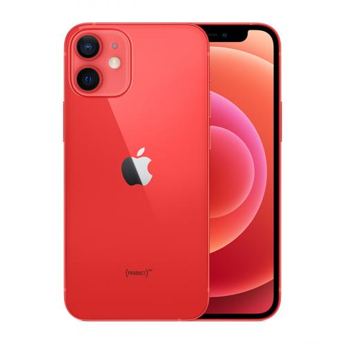 Apple iPhone 12 mini 64GB (Piros) Apple Garancia
