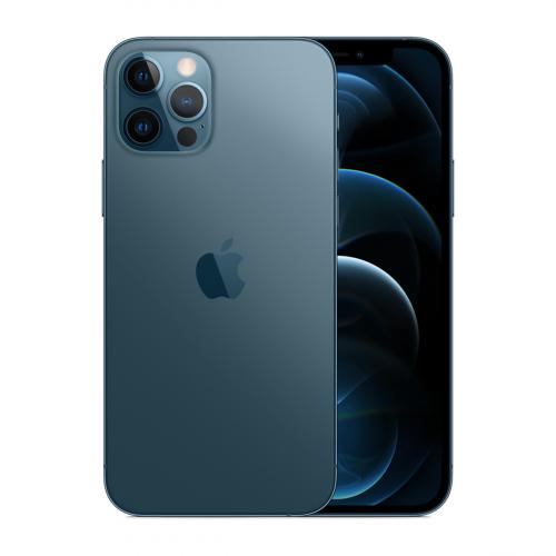 Apple iPhone 12 Pro Max 256GB (Kék) Apple Garancia