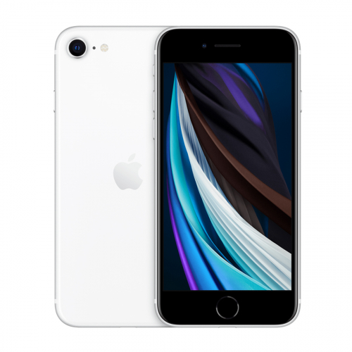 Apple iPhone SE (2020) 128GB (Fehér) Apple Garancia