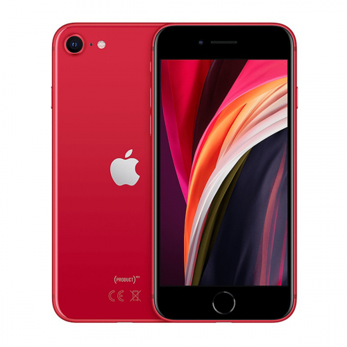 Apple iPhone SE (2020) 64GB (Piros) Apple Garancia