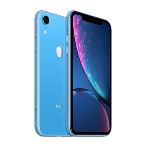 Apple iPhone XR 128GB (Kék) Apple Garancia