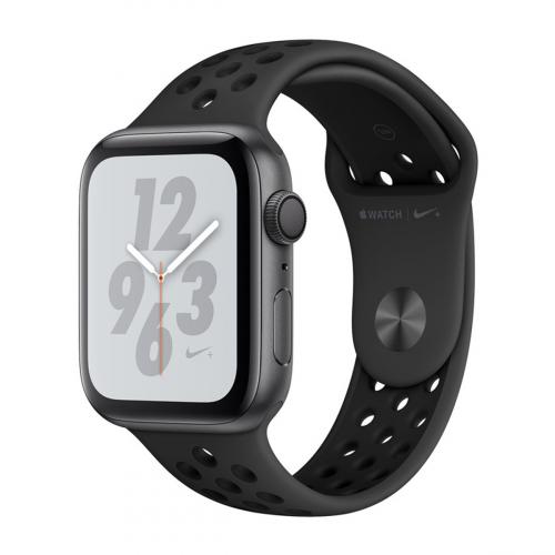 Apple Watch S4 40mm Nike+ Sport (Szürke-Fekete) Apple Garancia