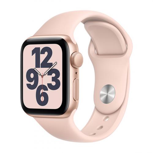 Apple Watch SE 40mm Sport (Arany-Rózsakvarc) Apple Garancia