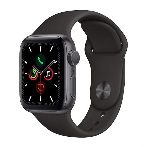 Apple Watch Series 5 44mm Sport (Szürke-Fekete) Apple Garancia