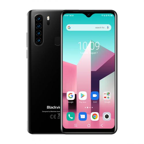 Blackview A80 Plus Dual-SIM 64GB 4GB RAM (Fekete)