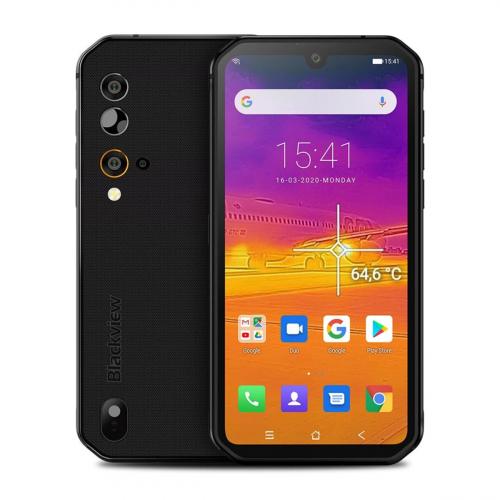 Blackview BL6000 Pro 5G Dual-SIM 256GB 8GB RAM (Fekete)