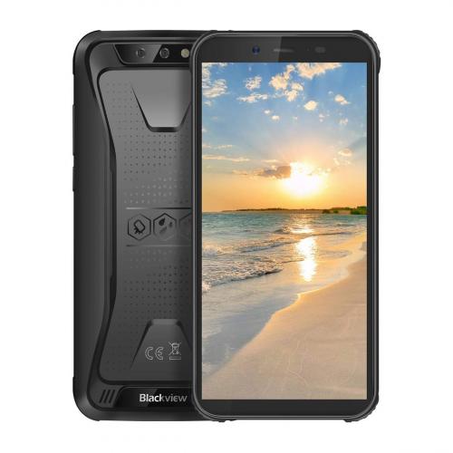Blackview BV5500 Dual-SIM 16GB 2GB RAM (Fekete)