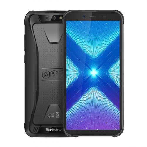 Blackview BV5500 Plus Dual-SIM 32GB 3GB RAM (Fekete)
