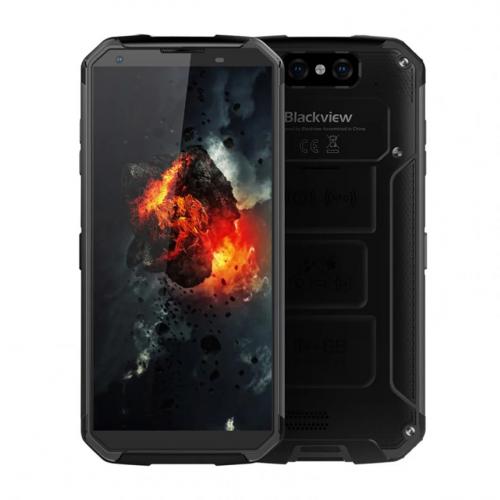 Blackview BV9500 Plus Dual-SIM 64GB 4GB RAM (Fekete)