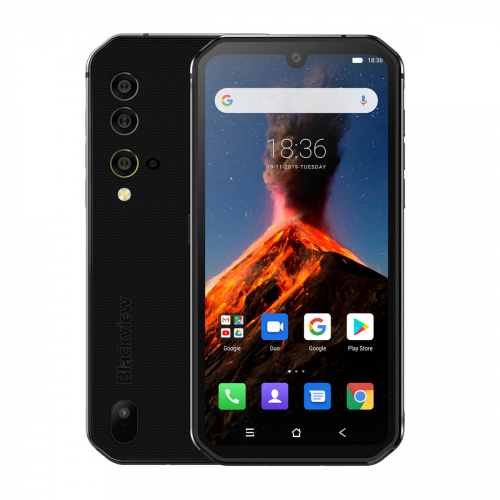 Blackview BV9900 Dual-SIM 256GB 8GB RAM (Szürke)