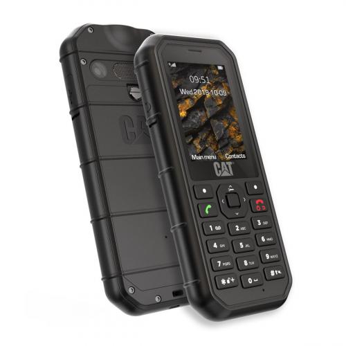 Caterpillar B26 Dual-SIM (Fekete)
