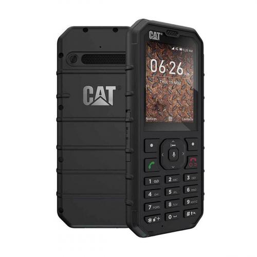 Caterpillar B35 Dual-SIM (Fekete) Gyártói Garancia