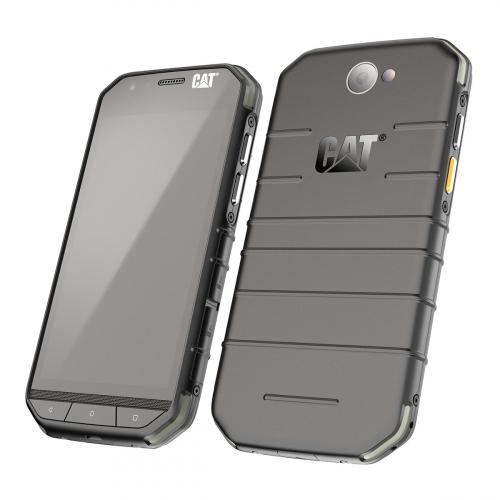 Caterpillar S31 Dual-SIM 16GB 2GB RAM (Fekete) Gyártói Garancia