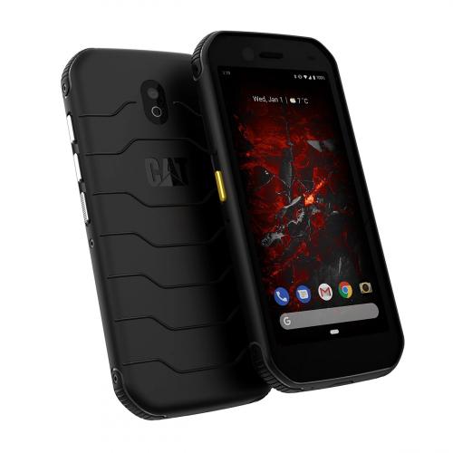 Caterpillar S42 Dual-SIM 32GB 3GB RAM (Fekete) Gyártói Garancia