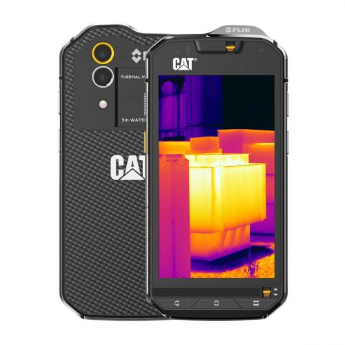 Caterpillar S60 Dual-SIM 32GB 3GB RAM (Fekete)