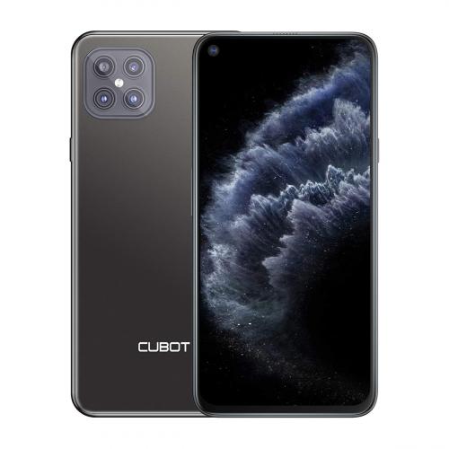 Cubot C30 Dual-SIM 128GB 8GB RAM (Fekete)