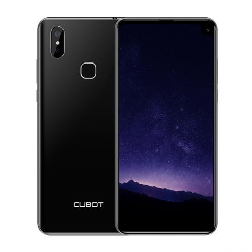 Cubot Max 2 Dual-SIM 64GB 4GB RAM (Fekete)