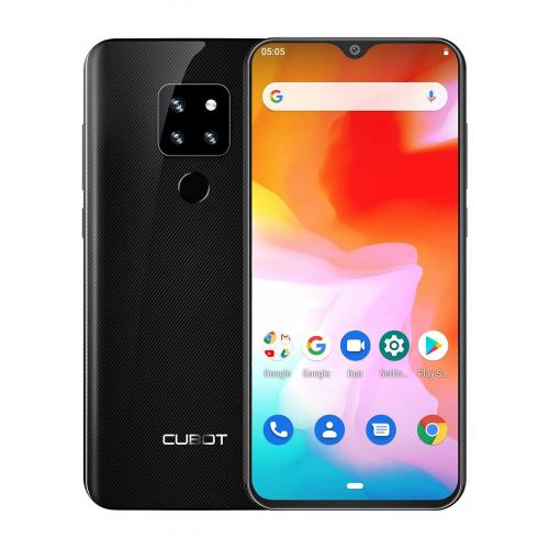 Cubot P30 Dual-SIM 64GB 4GB RAM (Fekete)