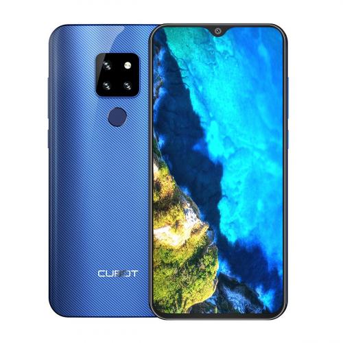 Cubot P30 Dual-SIM 64GB 4GB RAM (Kék)