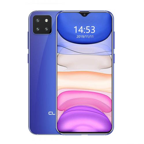 Cubot X20 Pro Dual-SIM 128GB 6GB RAM (Kék)