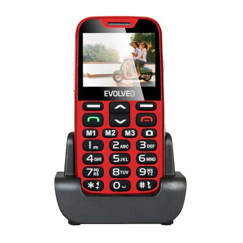 Evolveo Easyphone EP-600 (Piros)