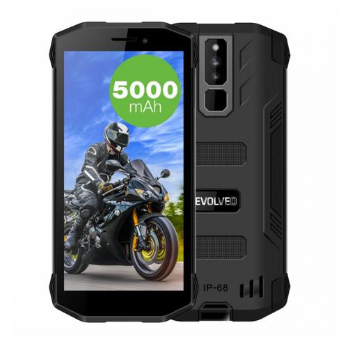Evolveo Strongphone G5 Dual-SIM 16GB 2GB RAM (Fekete)