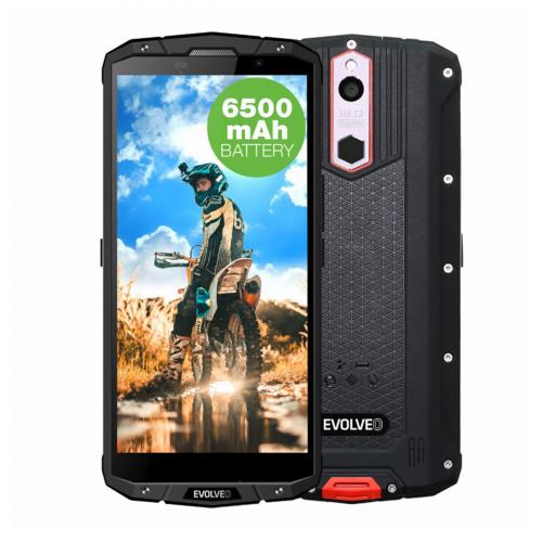 Evolveo Strongphone G7 Dual-SIM 32GB 3GB RAM (Fekete)
