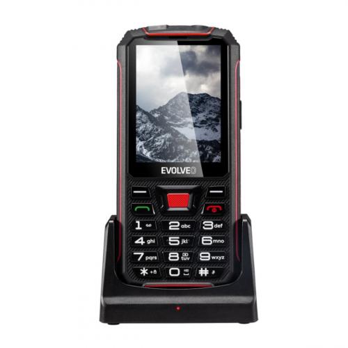 Evolveo Strongphone Z4 Dual-SIM (Fekete-Piros)