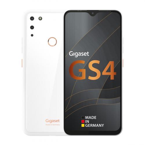 Gigaset GS4 Dual-SIM 64GB 4GB RAM (Fehér) Gyártói Garancia