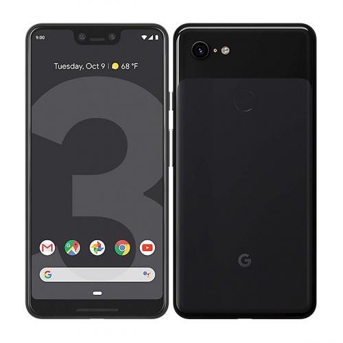 Google Pixel 3 XL 64GB 4GB RAM (Fekete)