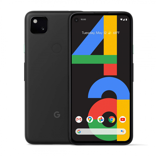 Google Pixel 4a 128GB 6GB RAM (Fekete)