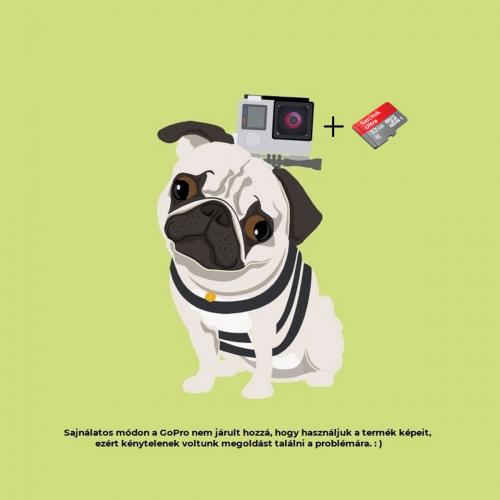 GoPro HERO8 Black +  Sandisk Extreme 32GB microSD Kártya