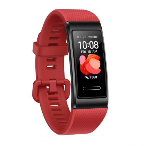 Huawei Band 4 Pro (Piros)