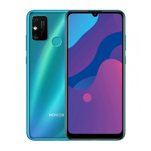 Huawei Honor 9A Dual-SIM 64GB 3GB RAM (Kék)