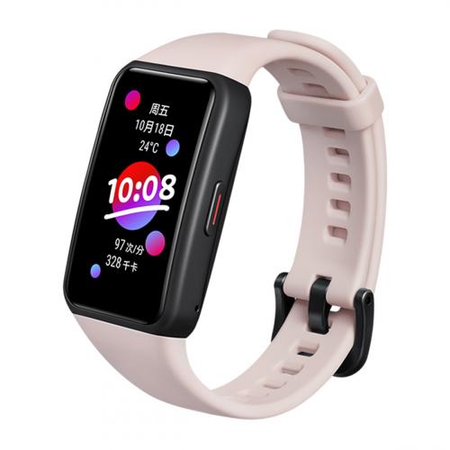 Huawei Honor Band 6 (Rózsaszín) Gyártói Garancia