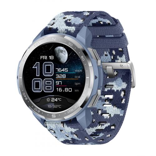 Huawei Honor Watch GS Pro (Terepmintás) Gyártói Garancia