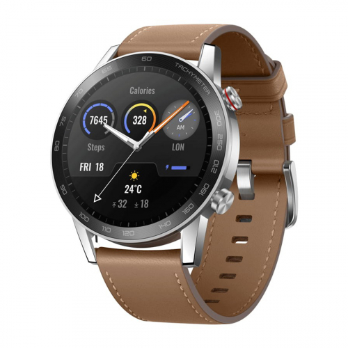 Huawei Honor Watch Magic 2 46mm (Barna) Gyártói Garancia